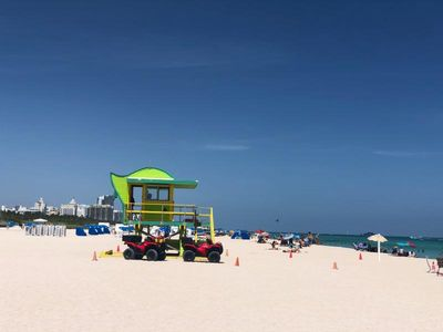 Photo for STAY RIGHT ON OCEAN DRIVE! TWO CONFY UNITS FOR 8 GUESTS,  WALK TO THE BEACH