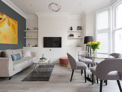 Photo for CENTRAL LONDON LUXURY DESIGNED APARTMENT