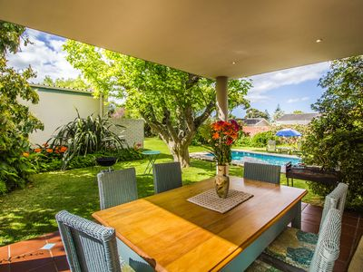 Photo for Your home away from home in Constantia, a premier suburb of Cape Town