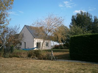 Photo for Spacious and comfortable house in Sarzeau near the Gulf of Morbihan
