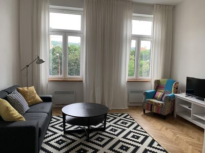 Photo for Fully renovated flat, best location for tourism