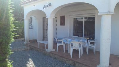 Photo for Villa completely renovated 10 minutes walk from the beach