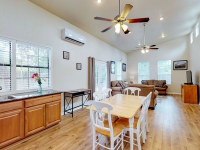 Photo for NEW LISTING! Spacious dog-friendly home with fenced yard and great location