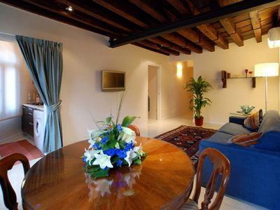 Photo for Charming apartment 200 meters from Piazza San Marco Grecale