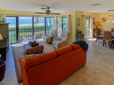 Photo for Villa Sea Dreams is a Luxury Ocean and Beach Front Townhome with Pool