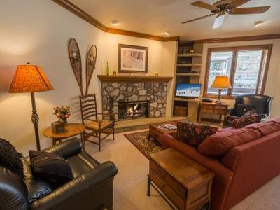 Photo for Slopeside Luxury At Beaver Creek 2-Bed 3-Bath Pool, Hot Tub, Sauna, Steam, Exercise Room