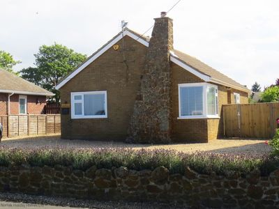 Photo for Honeystones...lovely bungalow close to cliff tops - very popular