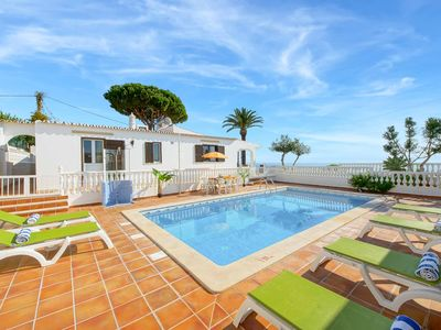 Photo for Villa Brigida - beautiful villa with amazing sea views! Close to beach & shops