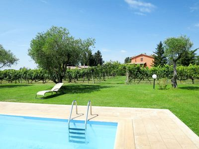 Photo for Vacation home Agriturismo Santa Bruna  in Corchiano - Viterbo (VT), Latium - 6 persons, 3 bedrooms