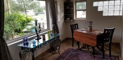 Photo for Charming three room casita in the heart of Los Ranchos de ABQ - Pets Welcome