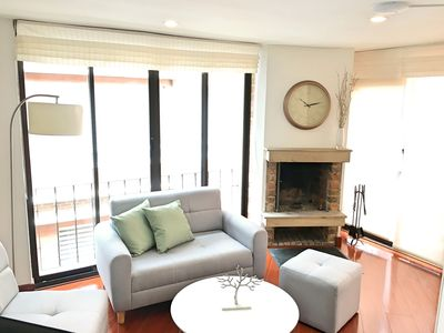 Photo for 1BR Apartment Vacation Rental in Bogota, Bogota