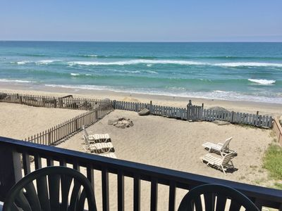 Photo for Oceanfront - Private Beach!