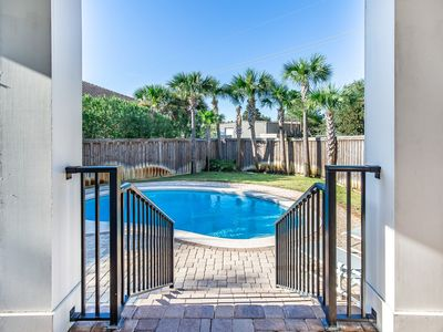 Photo for PRIV Pool! Gated Beach Access☀2 Step Sanitizing Process☀3BR Jewel of Terra Cotta