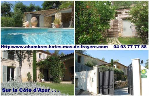 Bed & Breakfast: LE MAS DE FRAYERE