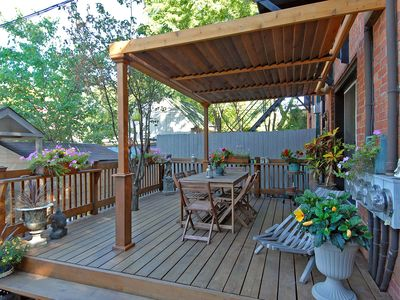 Photo for Grill Up Good Times In Grand Victorian Home in Little Italy Downtown w/Deck +BBQ
