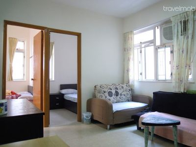 Photo for 3 Bedroom @Ladies Market for 8 pax