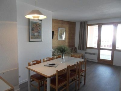 Photo for Apartment Belle Plagne, 1 bedroom, 6 persons