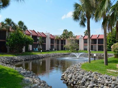 Photo for 2BR 2BA with Heated Pool with Direct Beach Access, Beach Chairs and More