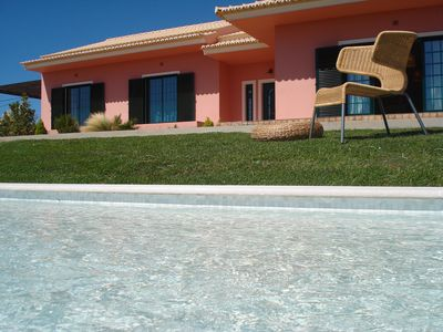 Photo for 3 bedroom villa with pool