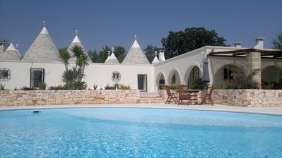 Photo for Trullo With Villa With Private Pool.
