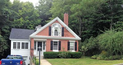 Charming Meredith Village Antique Brick Home For Rent