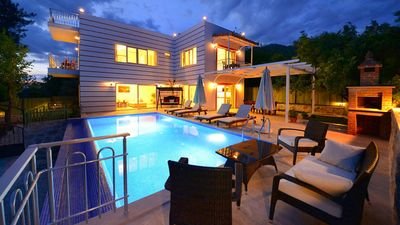 Photo for Secluded 2 Bedroom Luxury Villa with Private Swimming Pool