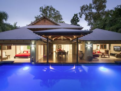 Photo for Port Douglas Luxury Home - Sisanya