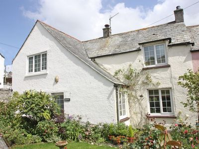 Photo for PARWIN, pet friendly, with open fire in Tintagel, Ref 959592