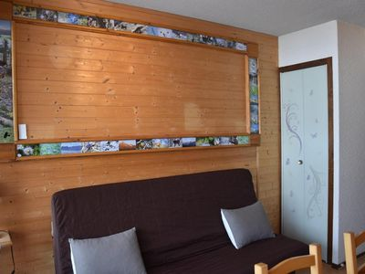 Photo for Surface area : about 20 m². Ground floor. Orientation : East, South. Hall with single bed