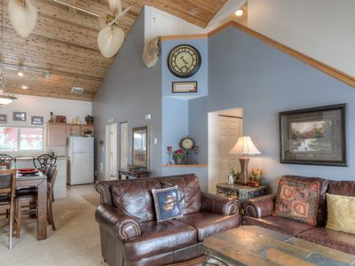 Photo for Big Sky Town Center- Spacious Chalet