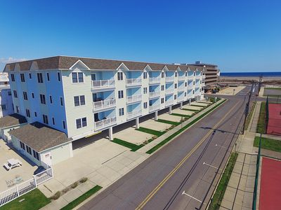 Photo for Luxury Condo located just steps to the Beach!