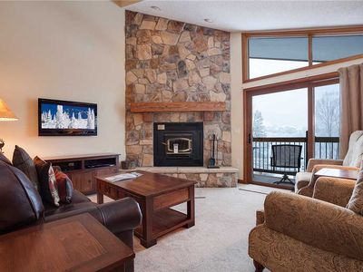 Photo for RA210 by Mountain Resorts *Minutes away from Hiking & Biking+w/great Amenities
