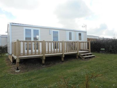 Photo for Camping Cotentin *** - Mobil Home 4 Rooms 6 People