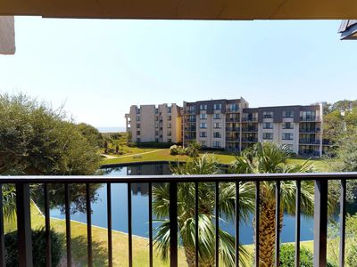 Photo for Oceanview condo w/ nearby beach access, shared pool/hot tub, and more!
