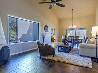 Photo for GORGEOUS Spanish Style Home in Rio Verde, Golf/Tennis/Pickleball/Biking/Hiking!