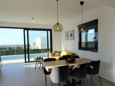Photo for Vacation home Puig Campana in Benidorm - 4 persons, 2 bedrooms