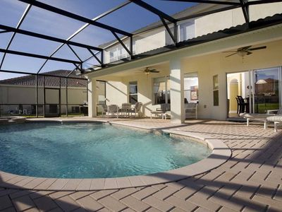 Photo for Gorgeous 6BR/4B Villa, Private Pool & Game Room, 2 Miles from Walt Disney World