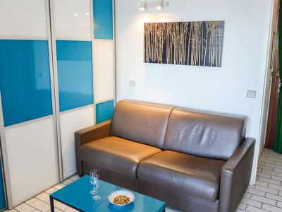 Photo for Apartment Soleil Bleu in Canet-Plage - 2 persons, 1 bedrooms