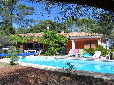 Photo for Beautiful Villa on 4200 M2 - Large swimming pool - No vis-à-vis - 15 people