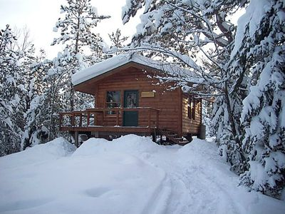 Photo for 1BR Cabin Vacation Rental in Ely, Minnesota