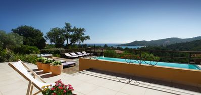 Photo for Beautiful South Corsican villa. Promotion August 25 to August 31