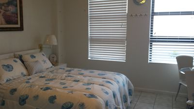Photo for Perfect Oceanfront Studio-50 inch FLAT SCREEN TV! DIRECT VIEW Ocean & Sunrise!