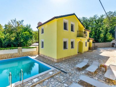 Photo for Holiday house Bribir for 6 - 8 persons with 3 bedrooms - Holiday house