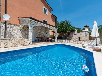 Photo for Holiday house Labin for 8 - 10 persons with 4 bedrooms - Holiday house