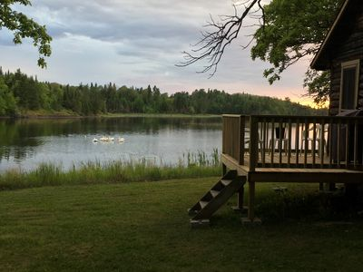 Photo for Lake of the Woods - 1 Bedroom - Sleeps 2 - Cabin 2