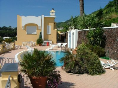Photo for 3 bedroom Apartment, sleeps 7 with Pool