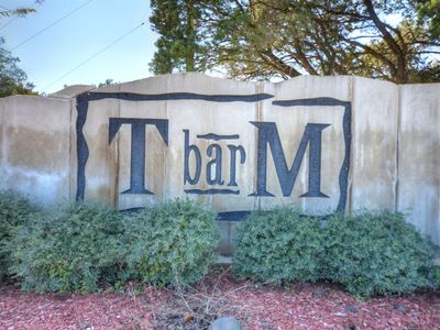 Photo for Spacious Hill Country Condo on the Beautiful T Bar M Ranch!