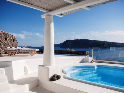 Photo for Executive sunset view villa with private pool