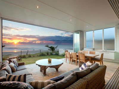 Photo for Absolute Beachfront Luxury
