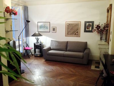 Photo for Studio Vacation Rental in Paris, Ile-De-France